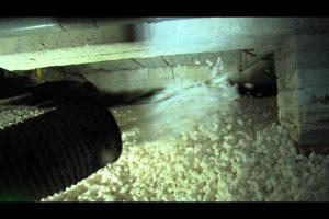 Drowa is kruipruimte bestendig. Ook na 40 jaar blijven de eps parels gewoon werken zoals het hoort.